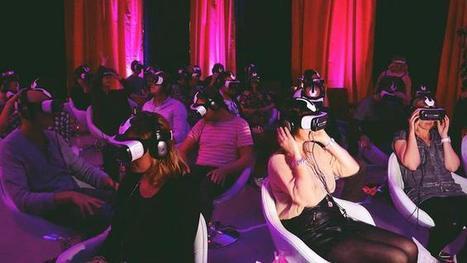 Amsterdam krijgt permanente Virtual Reality-bioscoop - Stadsgids - PAROOL | ekokooistra | Scoop.it