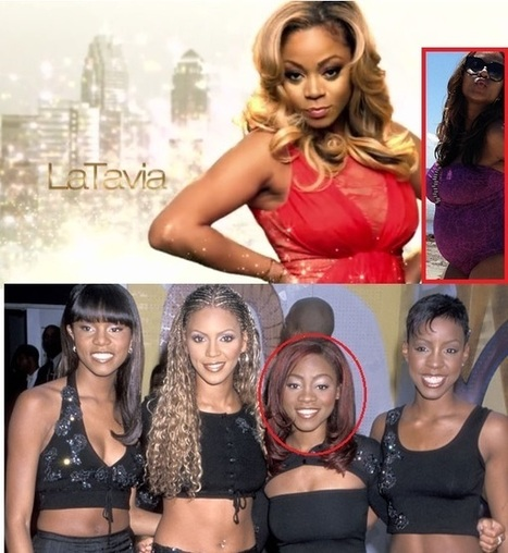 Former Destiny's Child Latavia Mentions 'Destiny' in R&B Diva's Trailer, Details on Where She's Been (Meet Her Baby?!) | Stories, Struggles, Obstacles, That will Touch your heart. | Scoop.it