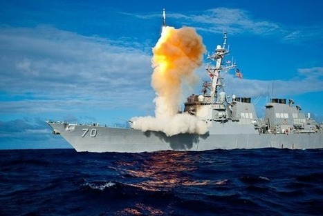 America Sends Missile-Destroying Warship Into Russian Waters. President Putin Presumably Not Pleased. | Gov and Law, Jacob Ostreng | Scoop.it