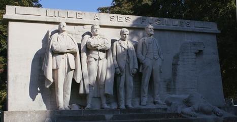 monument aux fusillés lillois - Balades Historiques | tourisme historique | Scoop.it