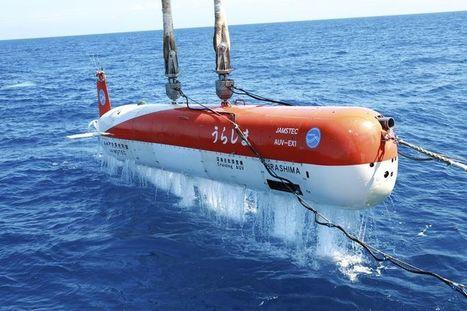 Unmanned vessel to explore Arctic | Asia-Pacific developments | Scoop.it