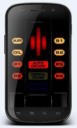 KITT Voice Box and Speedometer v1.26 (paid) apk download | ApkCruze-Free Android Apps,Games Download From Android Market | Zatykó Tamás, | Scoop.it