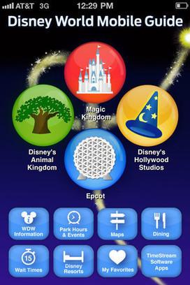 Ultimate Disney World Mobile Guide App | iPadApps | Scoop.it