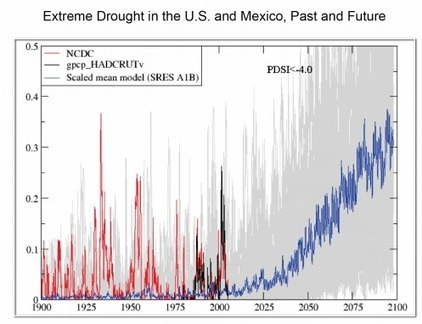 NOAA: America, Prepare For A Century Of Drought | Plant Biology Teaching Resources (Higher Education) | Scoop.it