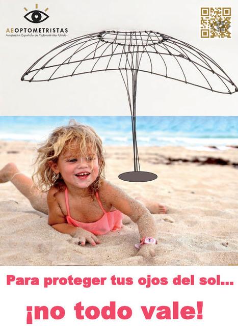 CAMPAÑA AEOPTOMETRISTAS: GAFAS SOL | Salud Visual 2.0 | Scoop.it