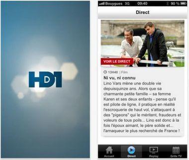 Nouvelles chaines TNT : HD1 et l'Équipe21 débarquent à leur tour sur iPhone et iPad - iPhone 5, 4S, iPad, iPod touch : le blog iPhon.fr | transmedia re-creation | Scoop.it