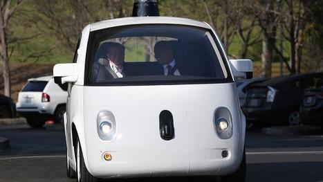 Carlos Ghosn prédit la fin des taxis avec la voiture autonome   La Transition sociétale inéluctable   Scoop.it