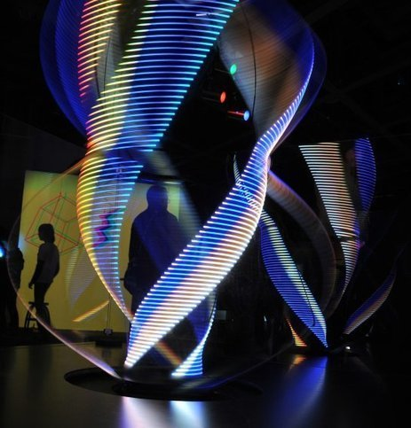 """""""Persistence of Vision"""" by Paul Friedlander 