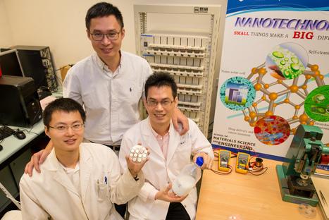 NTU scientists develop ultra-fast charging batteries that last 20 years | Amazing Science | Scoop.it