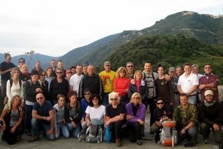 Mangia Trekking: l'alpinismo lento nella cultura delle Cinque Terre - Levante News   Cinque Terre - Liguria - Italy   Scoop.it