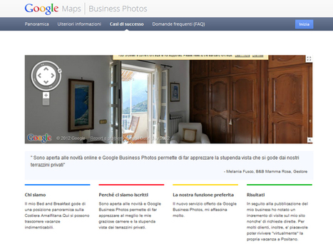 Google Business Photos: Un Nuovo Modo Per Promuovere La Propria Attività Sul Web | Cultura de massa no Século XXI (Mass Culture in the XXI Century) | Scoop.it