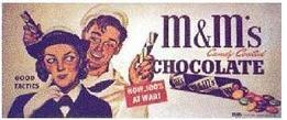 Why Did Soldiers Make M&Ms A National Institution?   American Goods   Scoop.it
