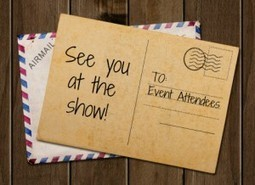 6 Ways to Expand the Reach of Your In-Person Event | Events | Scoop.it