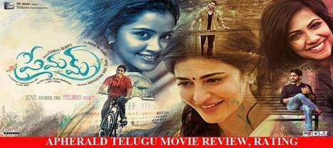 Premam (2016) Telugu Movie Review, Rating   A Aa Telugu Movie Review, Rating   Scoop.it