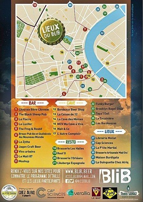 Les 3 jours du Festival BliB   Bordeaux Gazette   Scoop.it