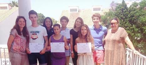 Remise des diplômes aux membres du CVL | Lycée Français MLF de Palma 2013-2014 | Scoop.it