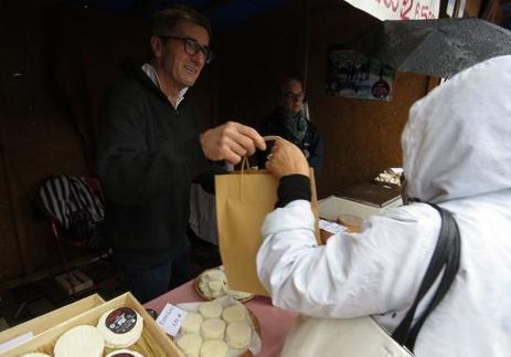 Antony : quand la foire aux fromages sert de tremplin aux producteurs   thevoiceofcheese   Scoop.it