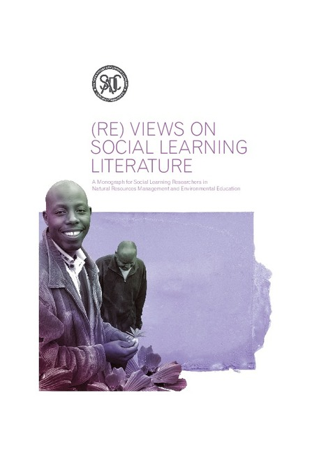 Just out: (Re)views of Social Learning Literature – A Monograph for Social Learning Researchers in Natural Resource Management & Environmental Education | Online learning communities, | Scoop.it