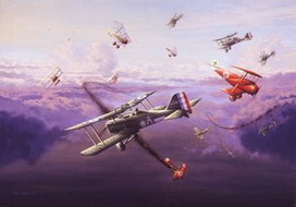 aviation during World War One | Military History Weapons | Scoop.it