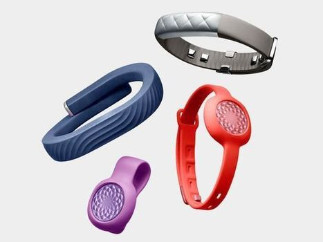 Jawbone Joins Pre-Holiday Wearable Race, With $50 Up Move and a New Up3 Wristband | UX-UI-Wearable-Tech for Enhanced Human | Scoop.it