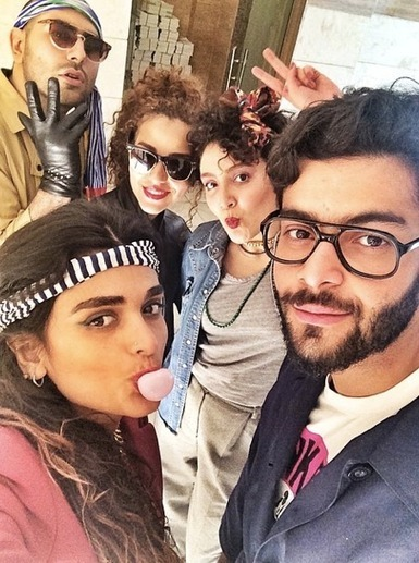 Young Iranians Arrested for Being Too 'Happy in Tehran' | Ms. Postlethwaite's Human Geography Page | Scoop.it