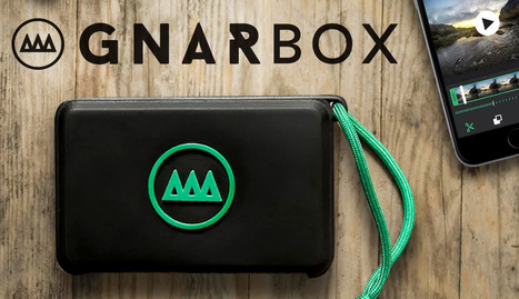 Gnarbox puts a Video editing suite in your back pocket   Tech Latest   Scoop.it