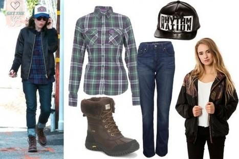Get The Look: Ellen Page | StyleCard Fashion Portal | StyleCard Fashion | Scoop.it