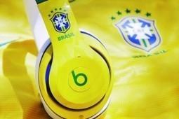 FIFA prohíbe audífonos Beats en el Mundial | MUNDIAL 2014 | Scoop.it