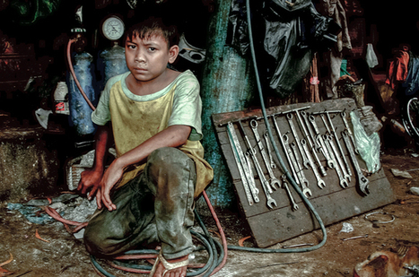 In Pictures: Struggling to end child labour | Lorraine's Place and Liveability | Scoop.it