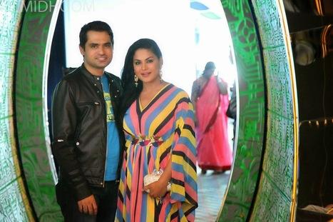 Veena Malik celebrated her birthday in Dubai | newfilmstills.com | Scoop.it