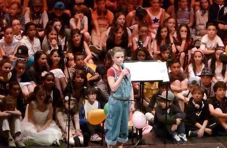 Onet-le-Château. Chorales : la jeunesse a chanté avec talent | Collège Jean Moulin | Scoop.it