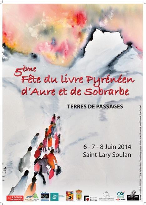 Importante presencia altoaragonesa en la Feria del Libro Pirenaico de Saint Lary | Vallée d'Aure - Pyrénées | Scoop.it