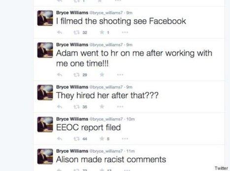 Les motivations de Bryce Williams, ex-présentateur TV et meurtrier   Internet Data   Scoop.it