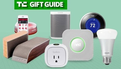 Gift Guide For The Home Automation Enthusiast | Internet of Things - Quantified Home | Scoop.it