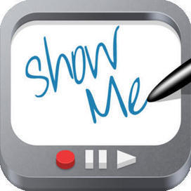 #ShowMe Turn your #iPad into your personal interactive whiteboard to #mlearning | ipad apps to mLearning by Euneos | Scoop.it