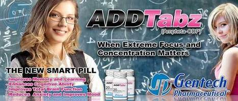 Will Addtabz Work for You? Our In-Depth Review | Brain Health Tips | Scoop.it