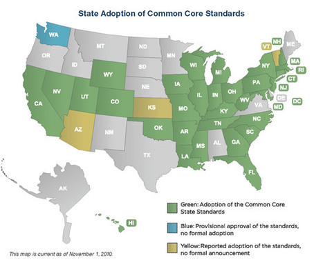 Policy Priorities:Coming to Terms with Common Core Standards:Coming to Terms with Common Core Standards   21st Century Literacy and Learning   Scoop.it