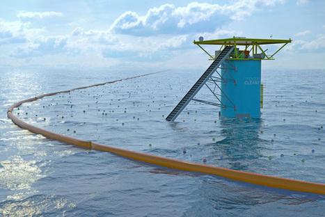 Le projet fou d'un jeune Néerlandais pour éliminer la pollution plastique dans ... - National Geographic France   Groupe CHIALI   Scoop.it