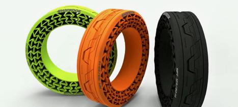 El primer neumático sin aire para coches utilitarios | Chapa y Pintura Lumar | Scoop.it