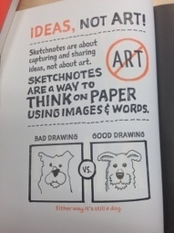 How Sketchnotes can Improve Elearning | | Interesting things :) | Scoop.it
