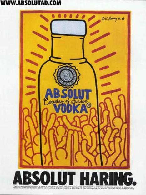 The advertising campaign that revolutionized an Industry: Absolut Vodka | Advertising | Scoop.it