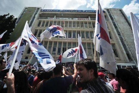 La Grèce en grève générale | Union Européenne, une construction dans la tourmente | Scoop.it