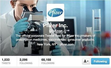 Pharma gets social: Top-10 pharma social media firsts in 2013 | healthcare technology | Scoop.it
