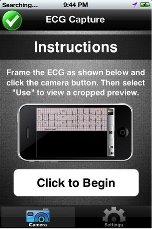 Instagram For Heart Attacks: iPhone App Speeds ECG Transmission To Hospital | mHealth marketing | Scoop.it