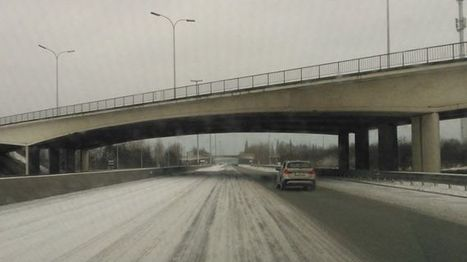 First snow in late March since 1952, coldest winter spell since 1873 | Daily Crew | Scoop.it