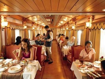 Indian Maharaja | Palace On Wheels, the first luxury train of India | Scoop.it