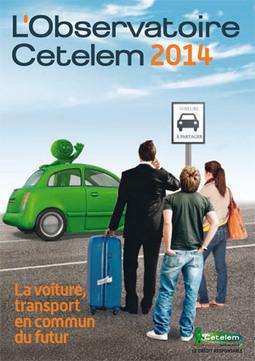 """l'Auto-partage """"transport en commun"""" du futur pour 73% des européens interrogés par l'Observatoire 2014 Cetelem   Electromobilité   Scoop.it"""