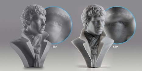 3D Printing Technology Comparison: SLA vs. DLP | STEM_et_all | Scoop.it