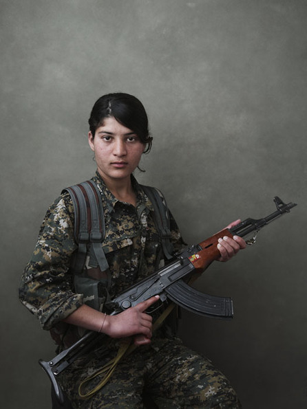 Photographer Joey L. Turns His Lens on the Guerrilla Fighters of Kurdistan | The Art of Photography | Scoop.it
