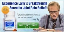 Get Omega XL Solution for Healthy Joints | Health Supplement Reviews | Scoop.it